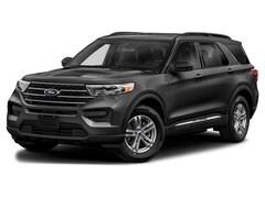 New 2021 Ford Explorer XLT SUV near Oneida, TN