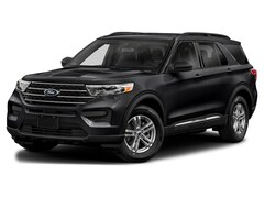 new 2021 Ford Explorer XLT SUV 4WD for sale in Adrian, MI