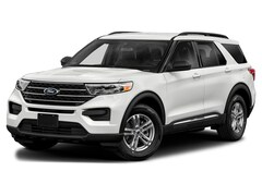 2021 Ford Explorer XLT 4WD SUV near Boston