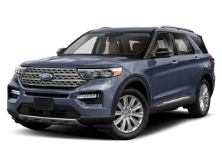 2021 Ford Explorer Limited 4x4