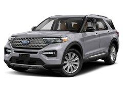 New 2021 Ford Explorer Limited 4WD SUV For Sale in Casper, WY