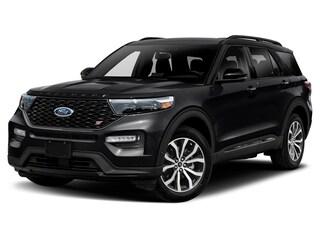 2021 Ford Explorer ST ST 4WD
