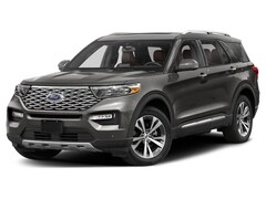 New 2021 Ford Explorer Platinum SUV for sale near you in Lakewood, CO