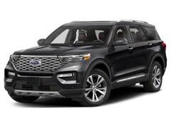 2021 Ford Explorer Platinum Platinum 4WD