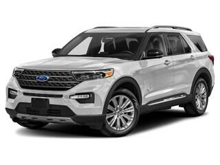 2021 Ford Explorer King Ranch 4x4