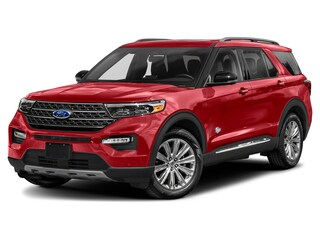 2021 Ford Explorer King Ranch 4WD SUV
