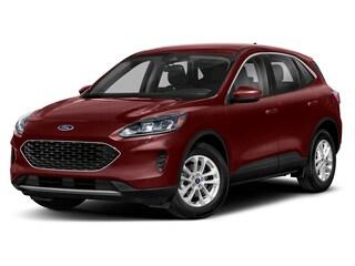 new 2021 Ford Escape SE SUV for sale near Boise
