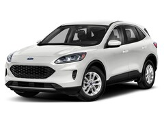 New 2021 Ford Escape SE SUV in Auburn, MA