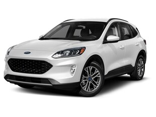 2021 Ford Escape SEL Sport Utility