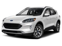 New 2021 Ford Escape Titanium Sport Utility near Boston, MA