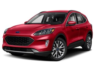 2021 Ford Escape Titanium Sport Utility