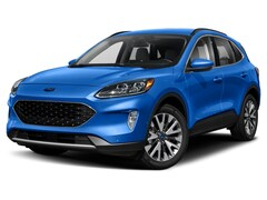 New 2021 Ford Escape Titanium AWD SUV Missoula, MT