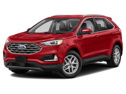 2021 Ford Edge SEL Crossover