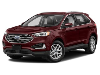 New 2021 Ford Edge SEL SUV for sale near you in Braintree, MA