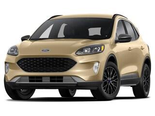 2021 Ford Escape PHEV Titanium SUV F357656