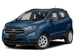 New 2021 Ford EcoSport SE SUV in Odessa, TX