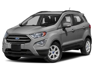 2021 Ford EcoSport Base SUV
