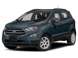 New 2021 Ford EcoSport SE SUV For Sale in Zelienople, PA
