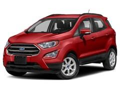 New 2021 Ford EcoSport SE 4WD SUV Casper WY