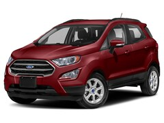 New 2021 Ford EcoSport SE SUV for sale in Saukville, WI at Schmit Bros. Auto