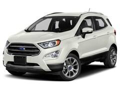 2021 Ford EcoSport Titanium SUV 4x4