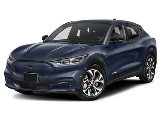 New Ford cars, trucks, and SUVs 2021 Ford Mustang Mach-E Premium SUV for sale near you in Braintree, MA