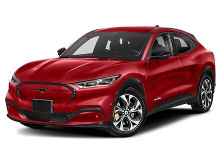 2021 Ford Mustang Mach-E Premium All-wheel Drive