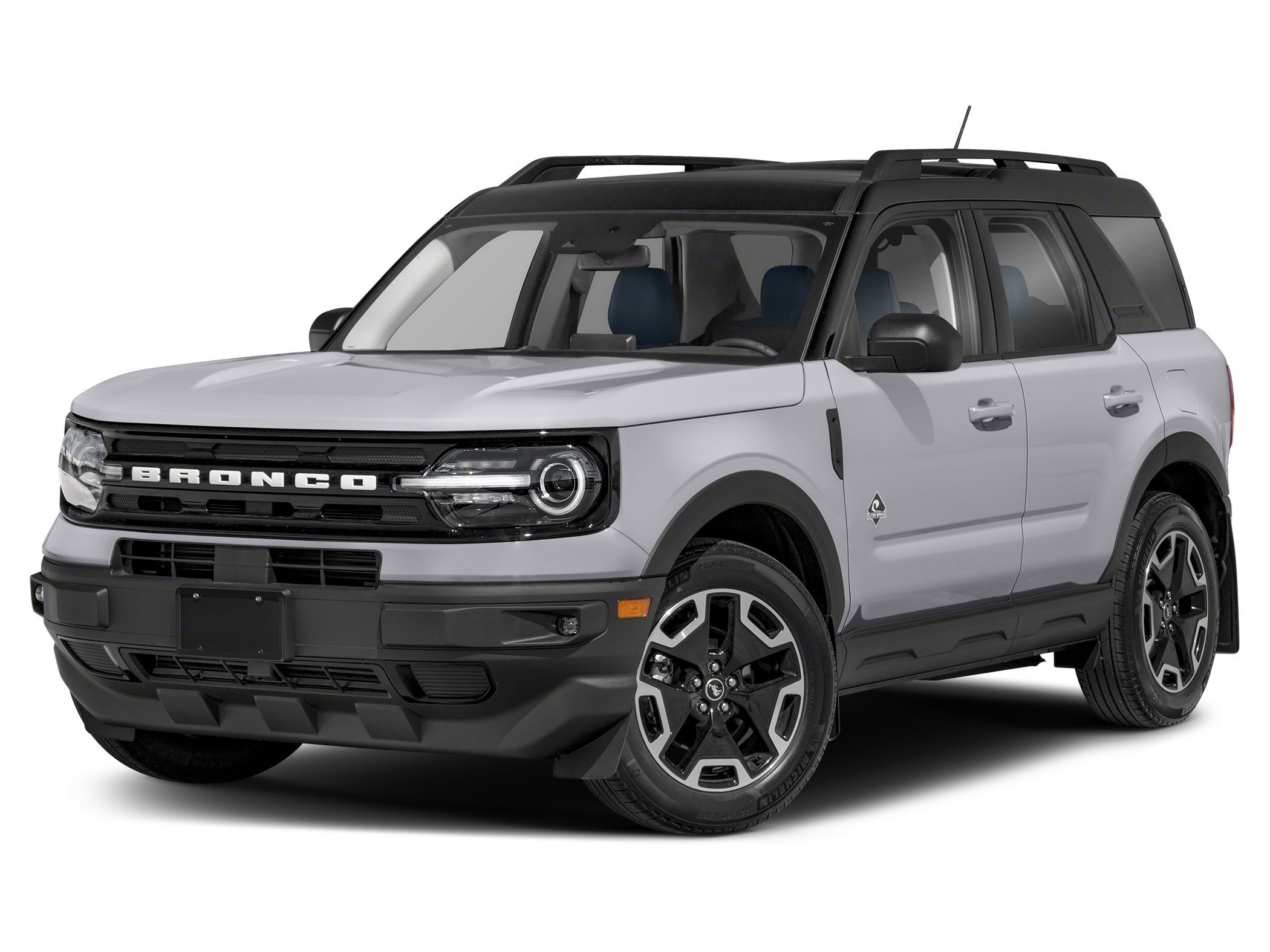 2021 Ford Bronco Sport Outer Banks Sport Utility