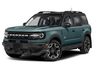 2021 Ford Bronco Sport Outer Banks AWD Outer Banks  SUV