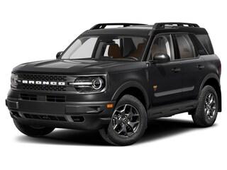 2021 Ford Bronco Sport Badlands Badlands 4x4 *Ltd Avail*