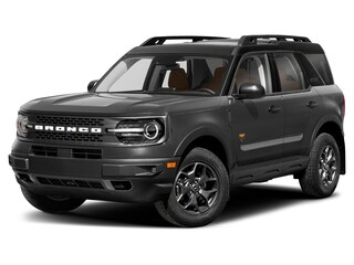 New 2021 Ford Bronco Sport Badlands SUV in Osseo