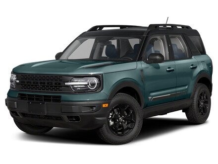 2021 Ford Bronco Sport First Edition SUV