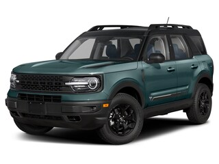 2021 Ford Bronco Sport First Edition 4x4 Sport Utility