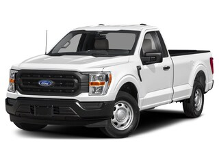 2021 Ford F-150 XL 4WD REG CAB 6.5 BOX Truck