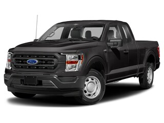 New 2021 Ford F-150 XL Truck SuperCab Styleside for sale near you in Braintree, MA