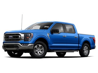 2021 Ford F-150 XL XL 4WD SuperCrew 5.5 Box