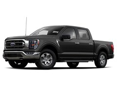 2021 Ford F-150 Truck SuperCrew Cab 4x4