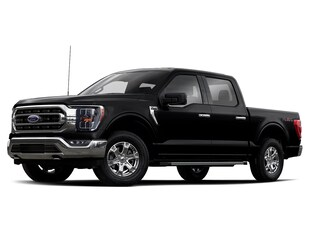 2021 Ford F-150 XL Crew Cab Pickup