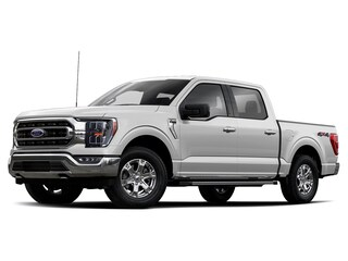 2021 Ford F-150 Crew Cab Pickup