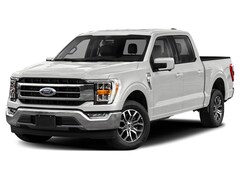 New 2021 Ford F-150 LARIAT Truck SuperCrew Cab For Sale in Middlebury, VT