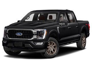2021 Ford F-150 King Ranch King Ranch 4WD SuperCrew 5.5 Box