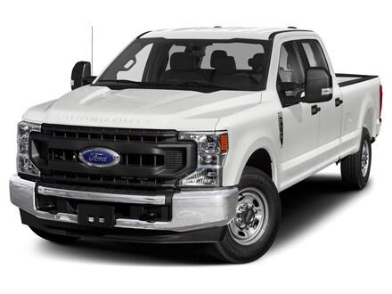2021 Ford F-250SD Platinum Truck