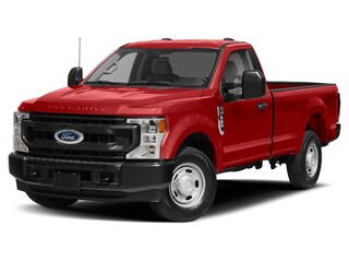 2021 Ford F-350 4WD REG CAB 8 BOX Truck Regular Cab