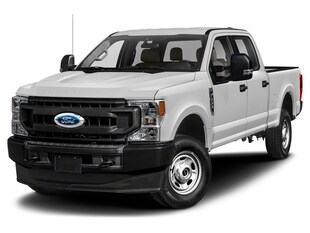 2021 Ford Super Duty F-350 SRW Crew Cab Pickup