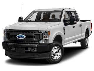 2021 Ford F-350 XL Crew Cab