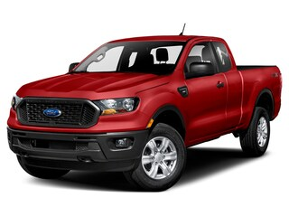 New Ford 2021 Ford Ranger XL Extended Cab Pickup for sale in Boston, MA