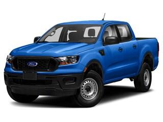 New 2021 Ford Ranger Truck SuperCrew in Osseo
