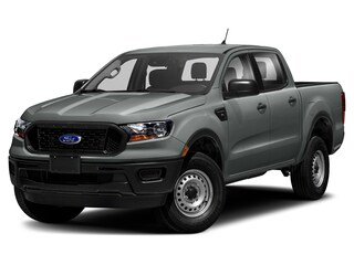 New 2021 Ford Ranger Truck SuperCrew for sale in Dodge City, KS