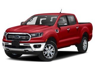 New Ford cars, trucks, and SUVs 2021 Ford Ranger Lariat Truck SuperCrew for sale near you in Braintree, MA