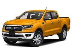 New 2021 Ford Ranger Lariat Truck SuperCrew near Boston, MA